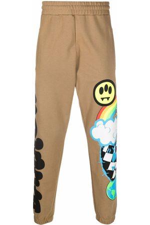 BARROW Logo Sweatpants- Man