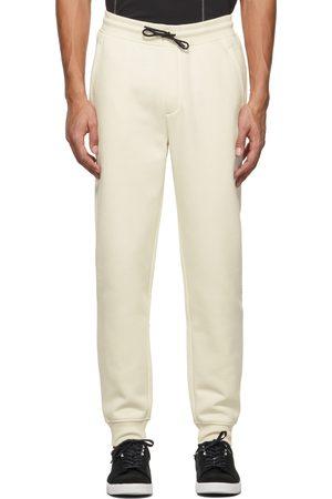 HUGO BOSS Men Sweatpants - Off-White Doldberg Sweatpants