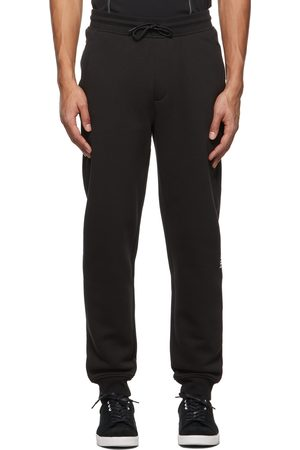 HUGO BOSS Men Sweatpants - Black Doldberg Sweatpants