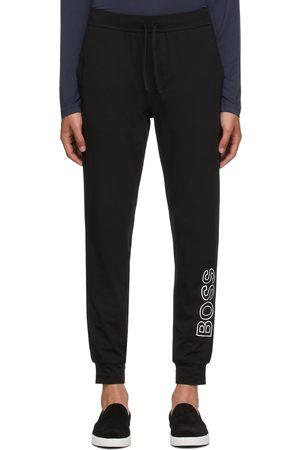 HUGO BOSS Men Sweats - Black Identity Lounge Pants