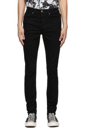 KSUBI Men Jeans - Black Laid Regal Chitch Jeans