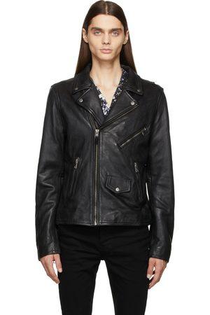 KSUBI Men Leather Jackets - Leather Capitol Jacket