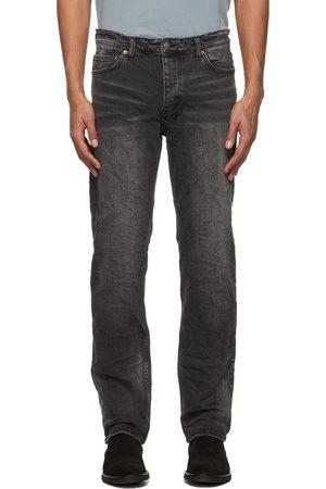 KSUBI Men Jeans - Black Hazlow Jeans