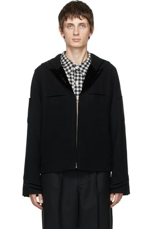 Bed J.W. Ford Wool Sailor Collar Jacket
