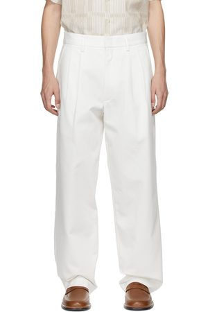 COMMAS Men Formal Pants - Twill Tailored Trousers
