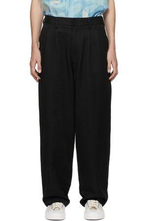COMMAS Men Formal Pants - Tailored Ottoman Trousers