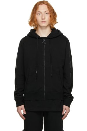 OFF-WHITE Rubber Arrow Hoodie