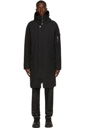 11 BY BORIS BIDJAN SABERI Men Long sleeves - J4 Long Coat