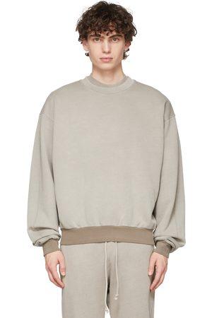 JOHN ELLIOTT Men Sweatshirts - Beige 1992 Crew Sweatshirt