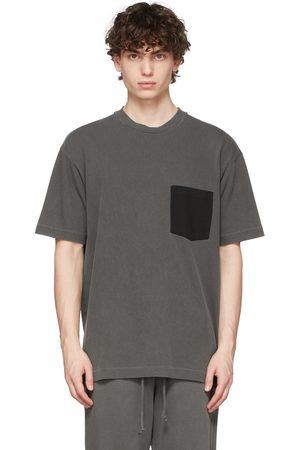 JOHN ELLIOTT Men T-shirts - Grey 1992 Pocket T-Shirt