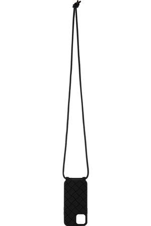 Bottega Veneta Black Intreccio iPhone 12 Pro Case