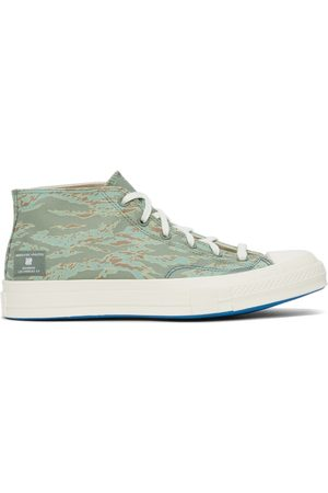 Converse Men Sneakers - Undefeated Edition Chuck 70 Mid-Top Sneakers
