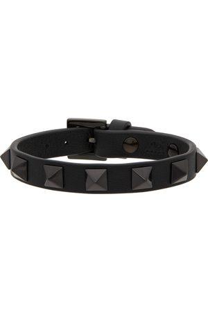 VALENTINO GARAVANI Women Bracelets - Calfskin Rockstud Bracelet