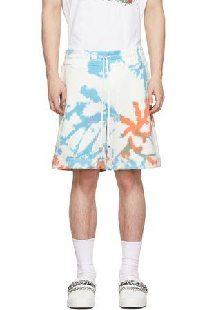AMIRI Multicolor Core Tie-Dye Jersey Shorts