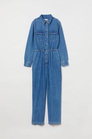 H&M Women Jeans - Denim Jumpsuit