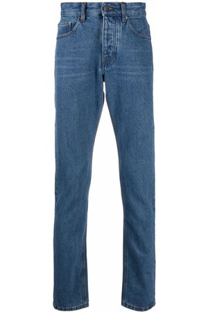 Ami AMI FIT 5 POCKETS JEANS - 480 USED