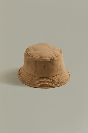 Urban Outfitters Quilted Nylon Bucket Hat