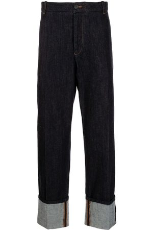 Emporio Armani Turn-up trousers