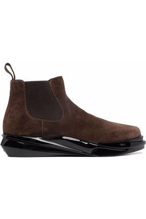 1017 ALYX 9SM Men Chelsea Boots - Mono Chelsea suede boots