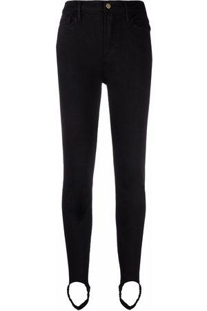 FRAME Women Skinny - Cotton-blend skinny jeans