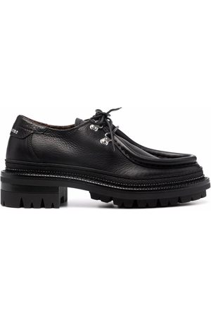Dsquared2 Round-toe leather lace-up shoes