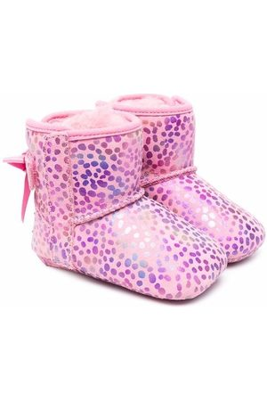 UGG Ankle Boots - Glitter ankle snow boots