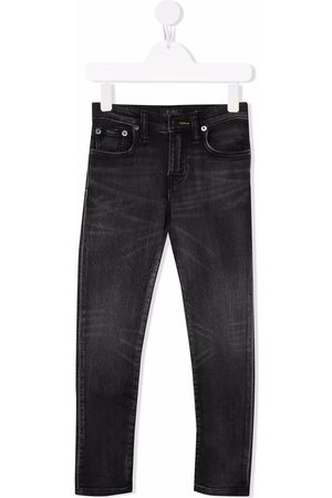 Ralph Lauren Boys Straight - Mid-rise straight jeans