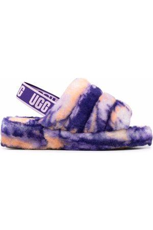 UGG Women Sandals - Fluff Yeah shearling slides