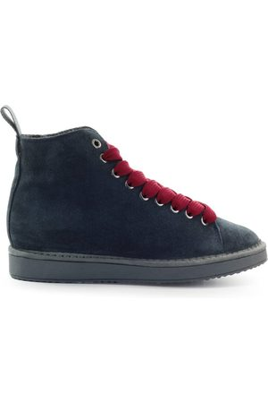 Panchic Women Shoes - Ankle Women Camoscio