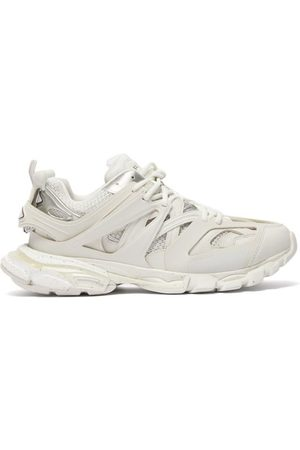 Balenciaga Men Sneakers - Track Panelled Trainers - Mens
