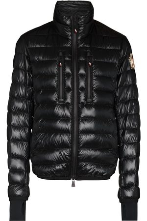 Moncler Men Puffer Jackets - Hers quilted puffer jacket