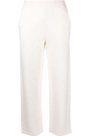GENTRYPORTOFINO Women Pants - Elasticated cropped trousers