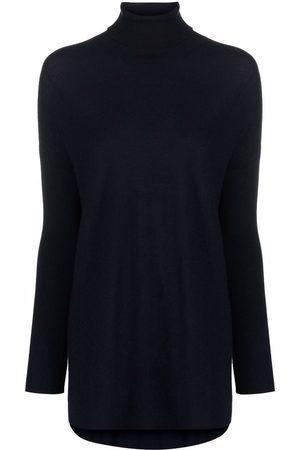 GENTRYPORTOFINO Women Turtlenecks - Roll-neck cashmere jumper