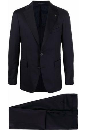 TAGLIATORE Men Loungewear - Two piece virgin wool suit