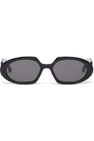 Dior Bobby Oval Acetate Sunglasses - Womens