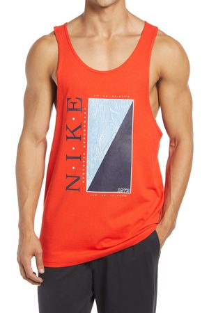 Nike Sportswear Men's Rewind Logo Graphic Tank