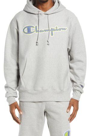 Champion Reverse Weave(R) Script Logo Hooded Sweatshirt