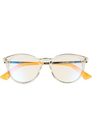 The Book Club 49mm Small Light Blocking Reading Glasses