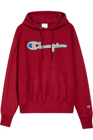 Champion Reverse Weave(R) Logo Hoodie