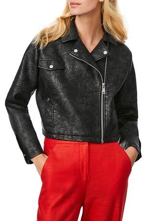 Bernardo Bleecker Faux Leather Moto Jacket