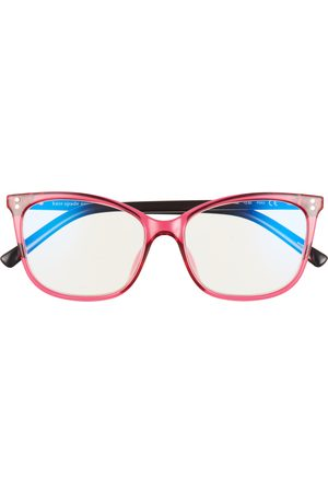 Kate Spade Aubree 53mm light blocking reading glasses