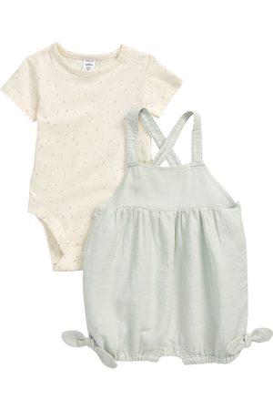 Nordstrom Baby Sweet Organic Cotton Bodysuit & Romper Set