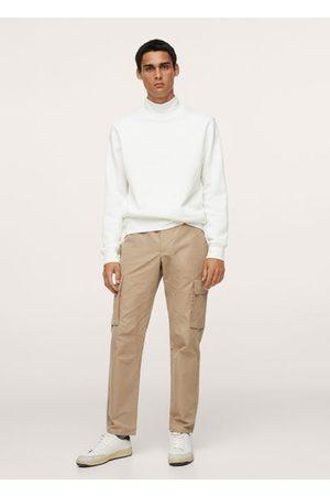 MANGO Turtleneck sweatshirt