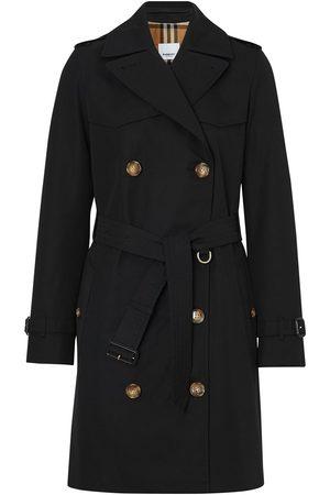Burberry Islington Cotton Trench Coat- Woman