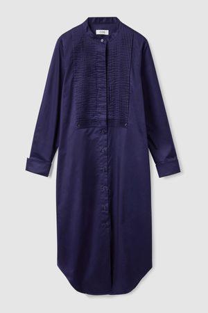 COS Women Casual Dresses - TUXEDO-BIB SHIRT DRESS