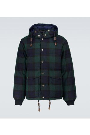 Polo Ralph Lauren Checked parka jacket
