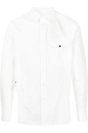 Ports V Chest-pocket long-sleeve shirt
