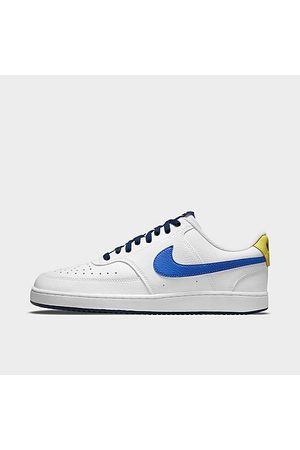 Nike Men Casual Shoes - Men's Court Vision Low Casual Shoes in / Size 7.0 Leather