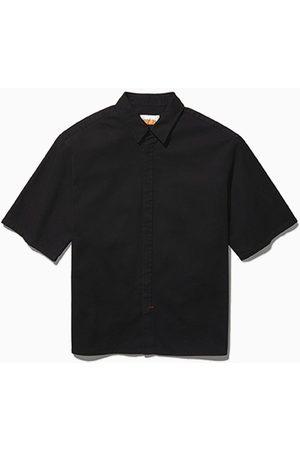 HERON PRESTON FOR CALVIN KLEIN Men Short sleeves - Woven short sleeve Utility shirt