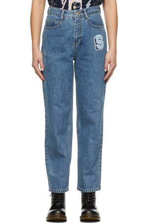 SJYP SSENSE Exclusive Sambypen Edition Denim Jeans